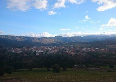 Imagen de Mironcillo y el Pico Zapatero