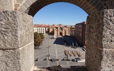 Un lugar muy especial para conocer Ávila … Su Muralla