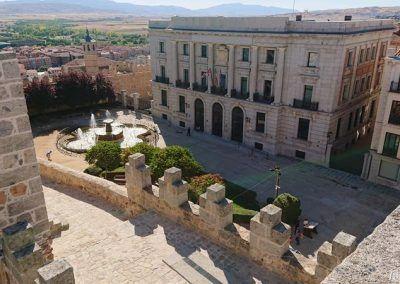 Plaza de Adolfo Suárez - Catastro