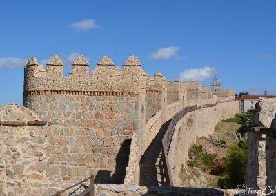 Ruta de Ávila por la Muralla