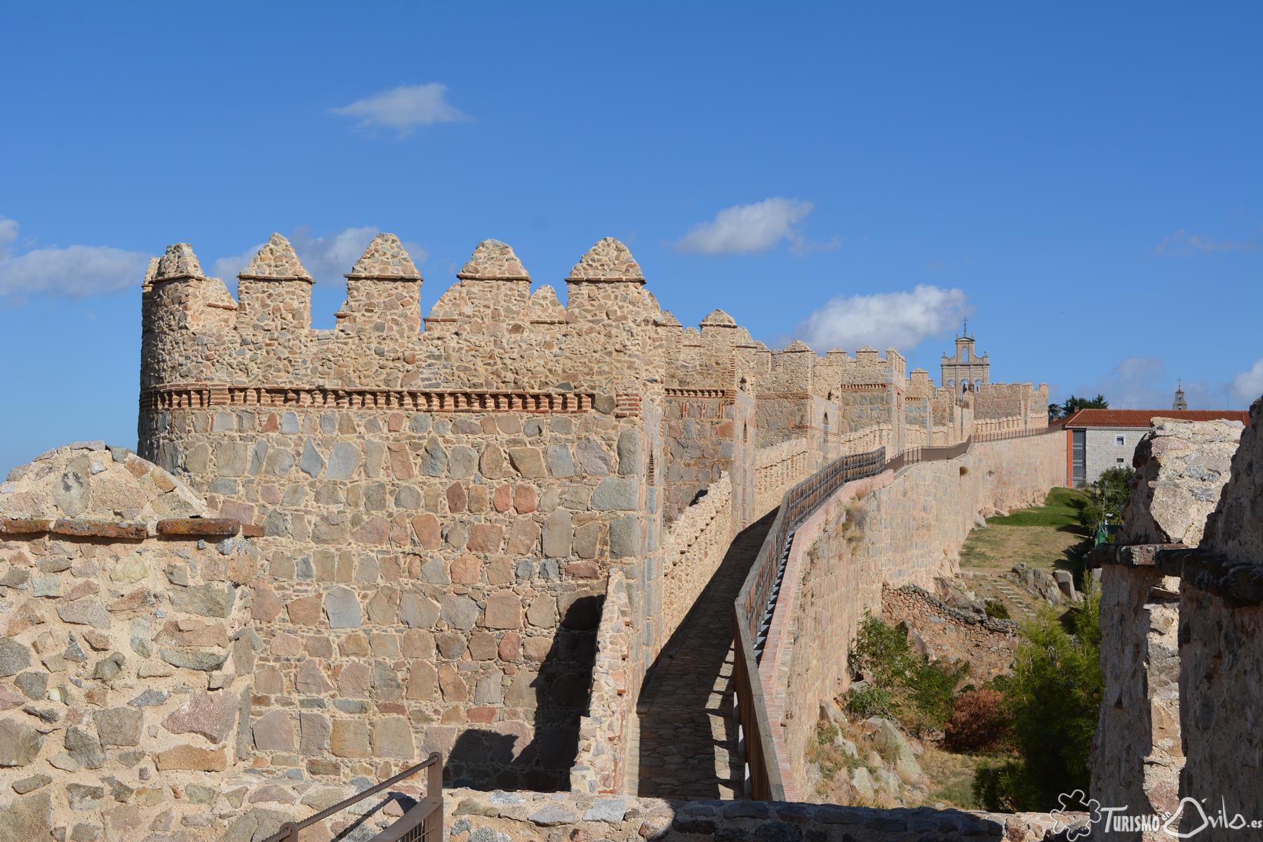 Ávila, desde la Muralla