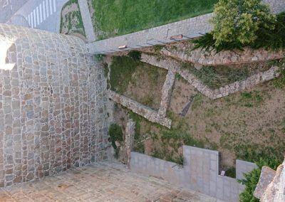 Jardín de Prisciliano. Arqueoturismo en Ávila