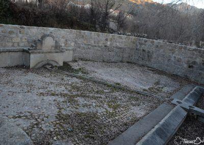 Lavadero en Villaviciosa (Ávila)