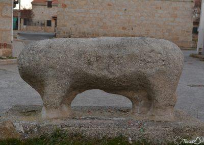 Verraco en Villaviciosa (Ávila)