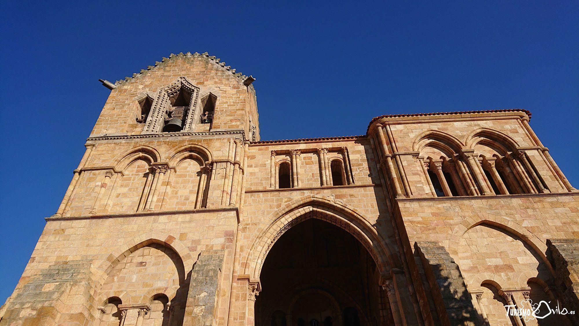 Qué ver en Ávila: Basílica de San Vicente, uno de los monumentos de arte románico por excelencia