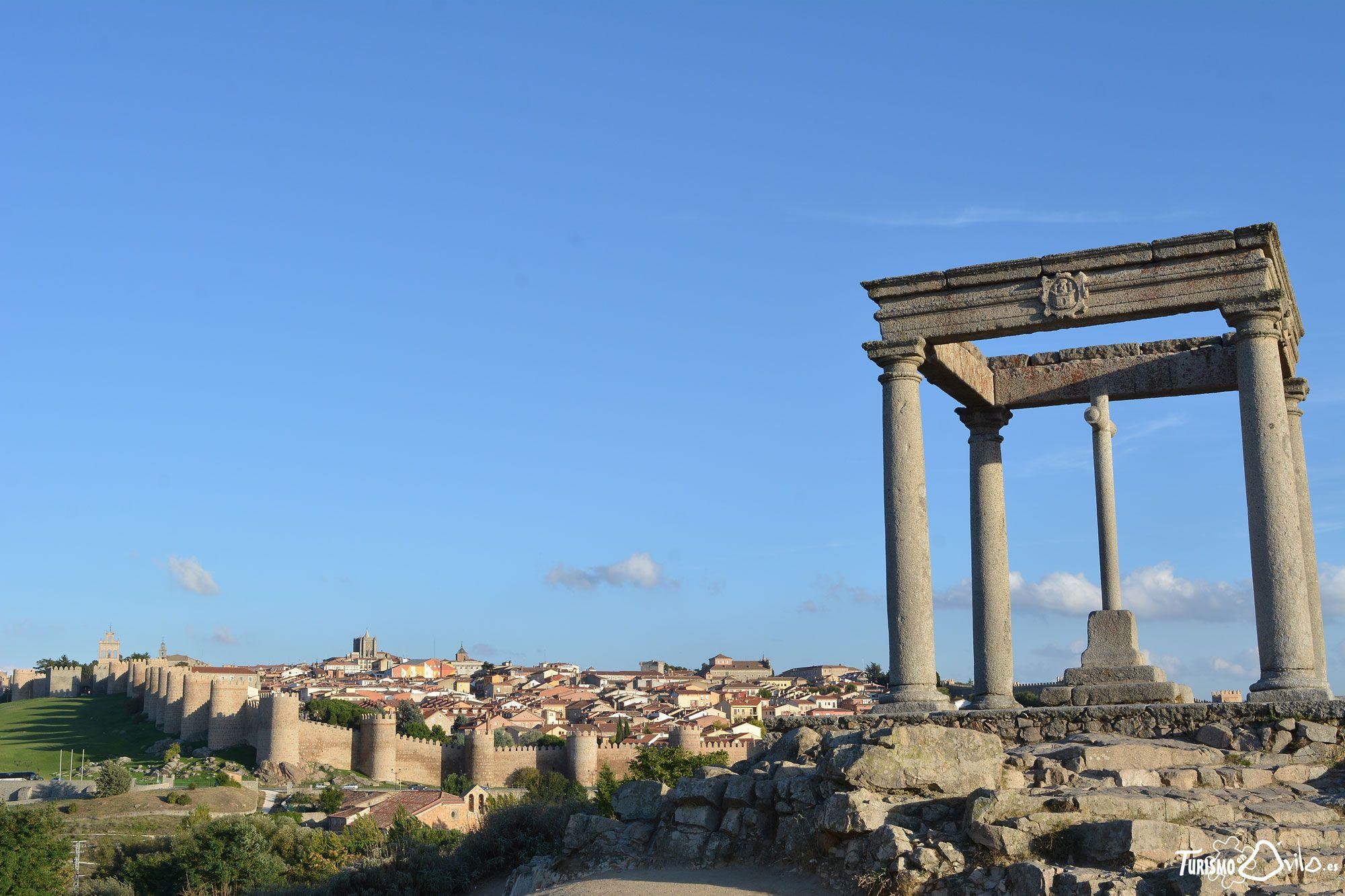 Qué ver en Ávila: los Cuatro Postes