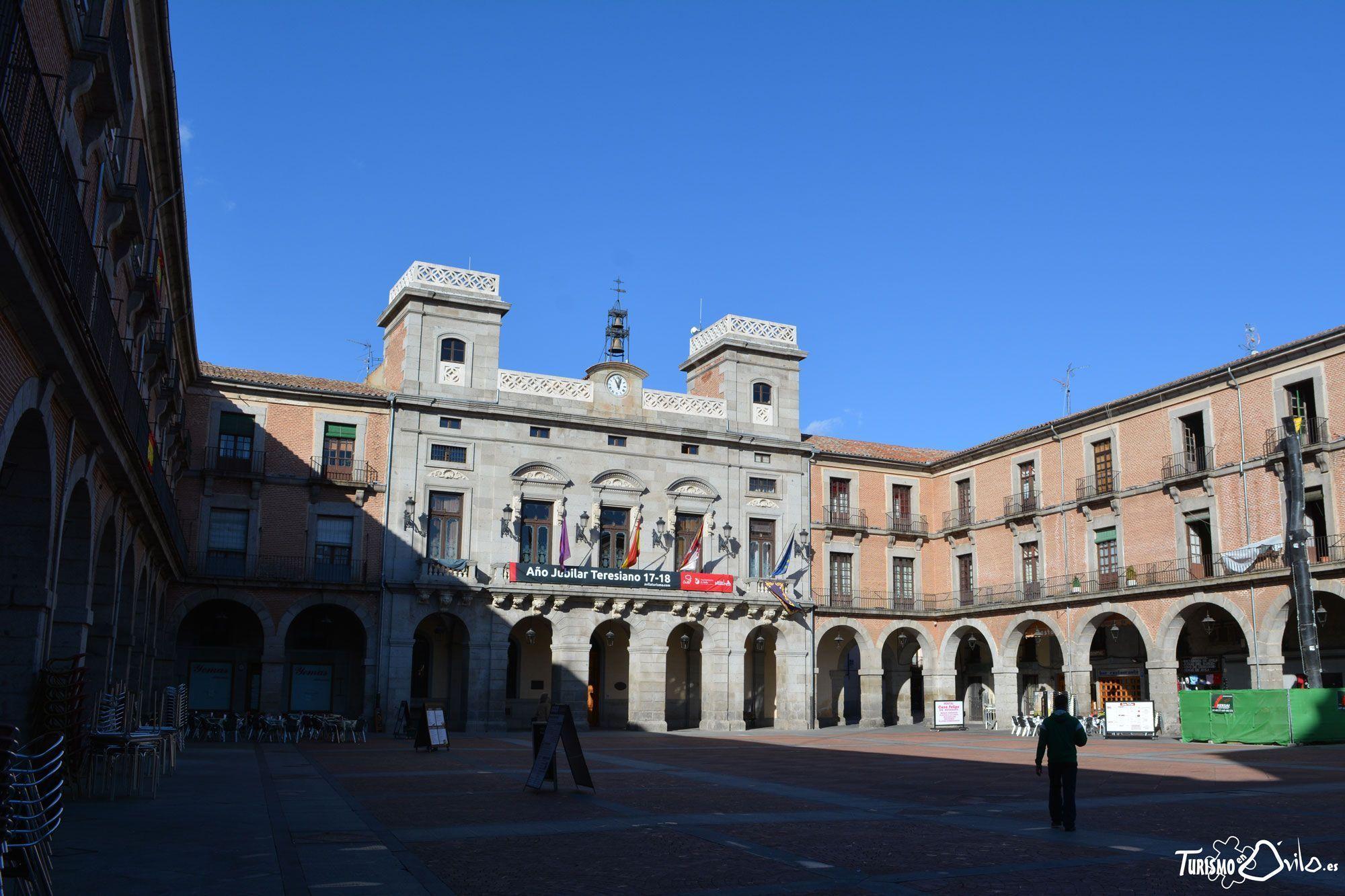 Qué ver en Ávila: el Mercado Chico