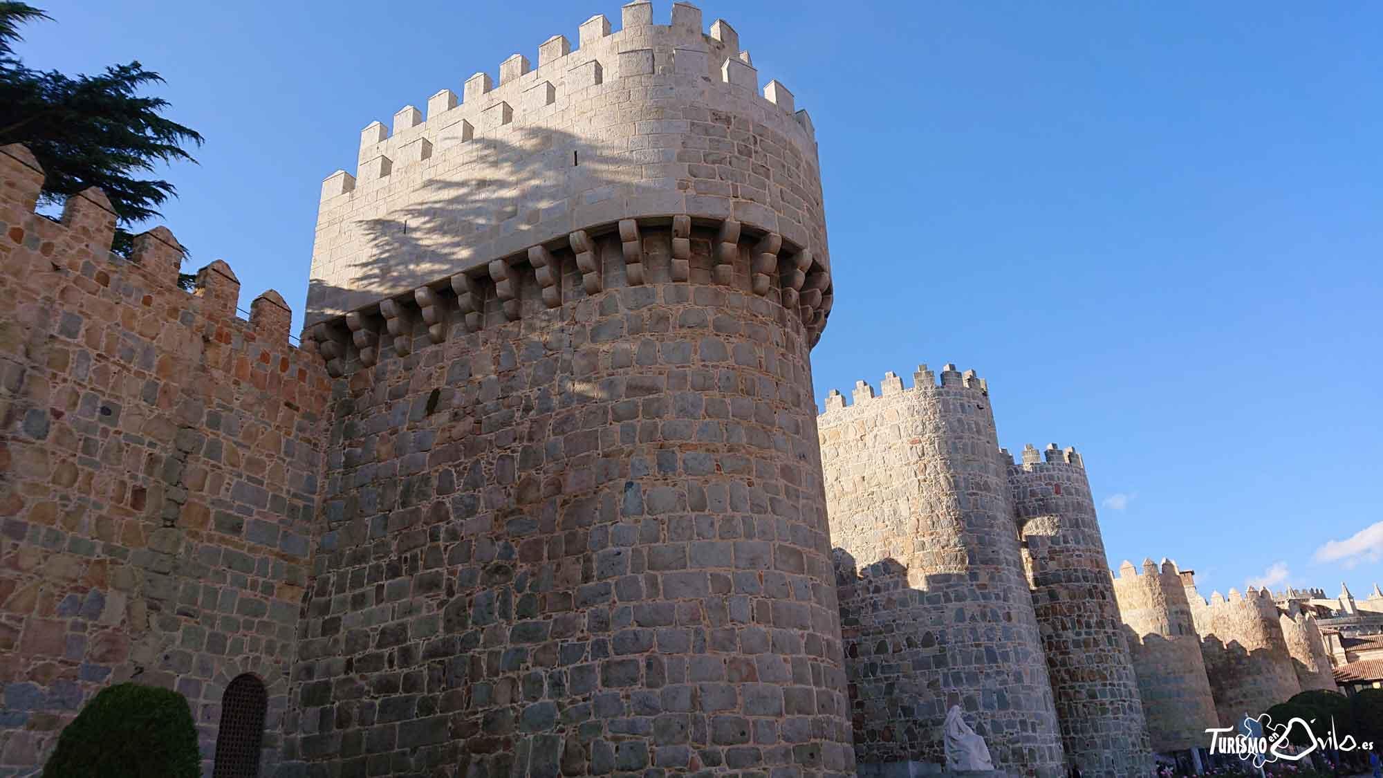 Qué ver en Ávila: su Muralla, la famosa Muralla de Ávila