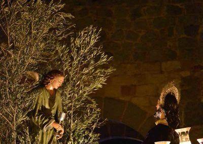 Procesión de los Pasos. Semana Santa de Ávila