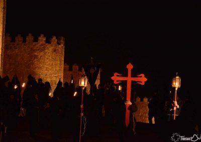 Madrugada. Semana Santa de Ávila