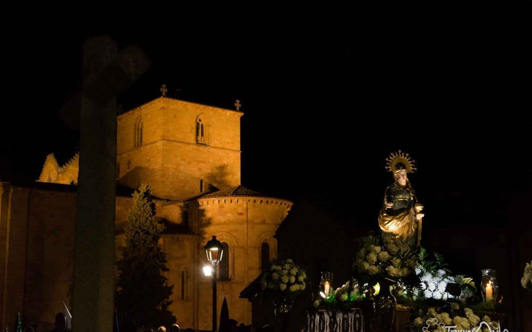 Semana Santa Ávila 2019: Procesión del Miserere
