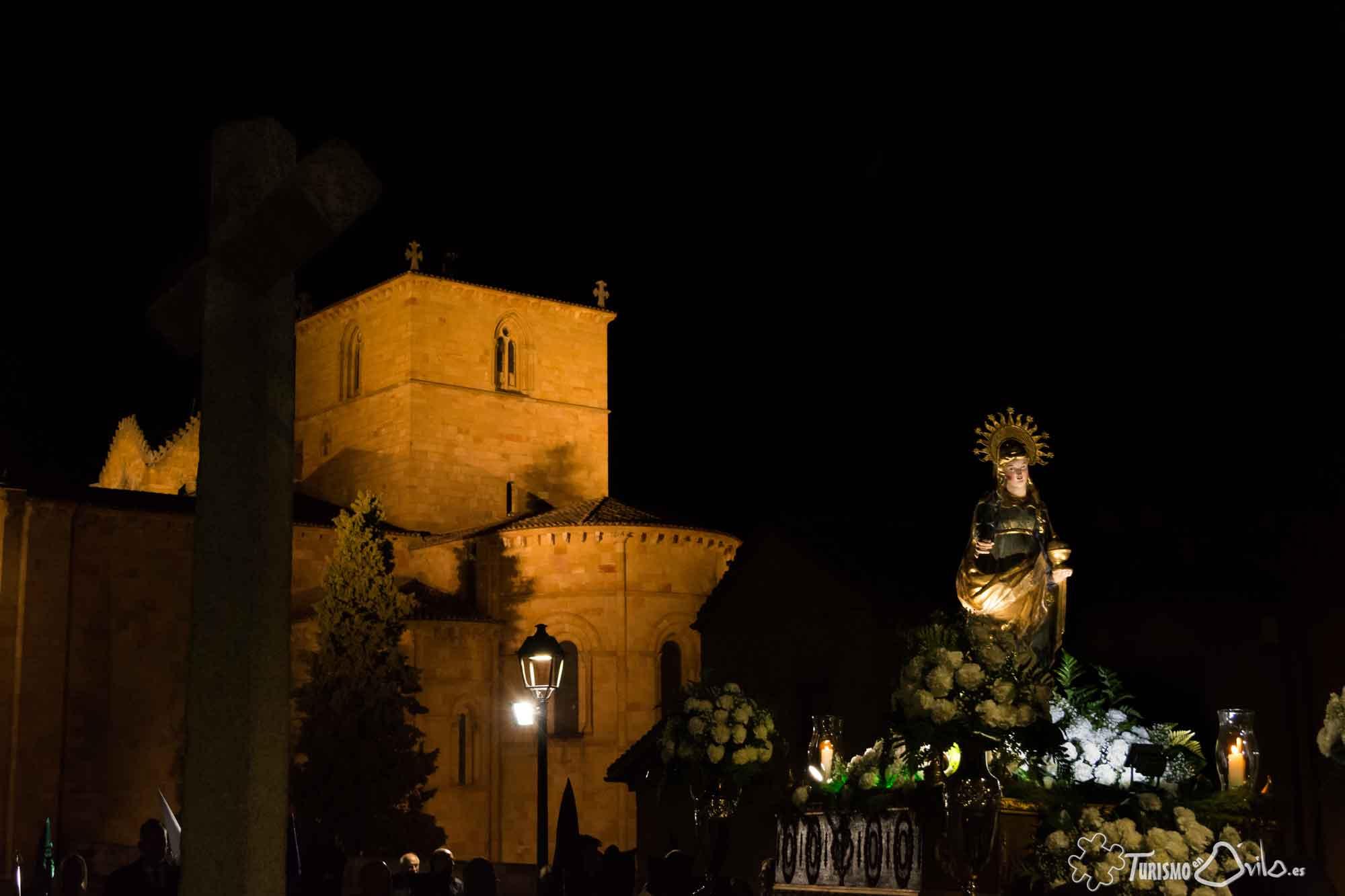 Procesión del Miserere | Semana Santa Ávila 2019