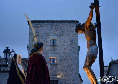 Procesión de los Pasos | Semana Santa Ávila 2019
