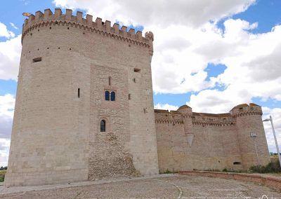 Castillo - Lado este
