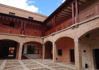 Castillo - Interior