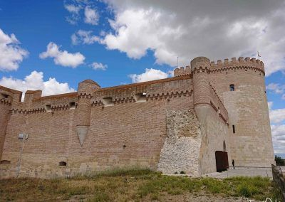 Castillo - Lado oeste