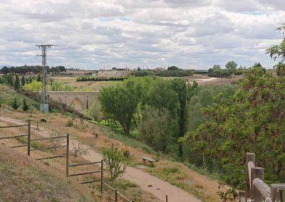 Senda Fluvial - Río Arevalillo