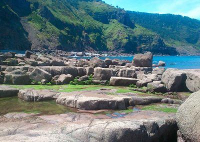 Inge Sáez | La Playa de Andiño