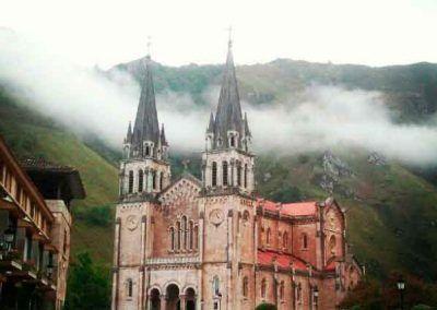 Noemí Carro | La Basílica de Covadonga