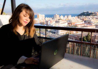 Isabel M. García | Puerto de Mazarrón