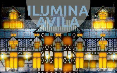 Ilumina Ávila, un nuevo espectáculo de Vídeo Mapping 3d