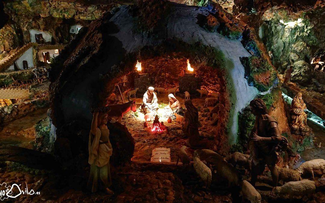 El Belén de Santa Teresa de Jornet, uno de los más impresionantes de Ávila