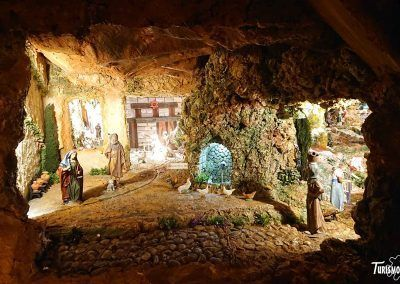 Belén de Santa Teresa de Jornet en Ávila
