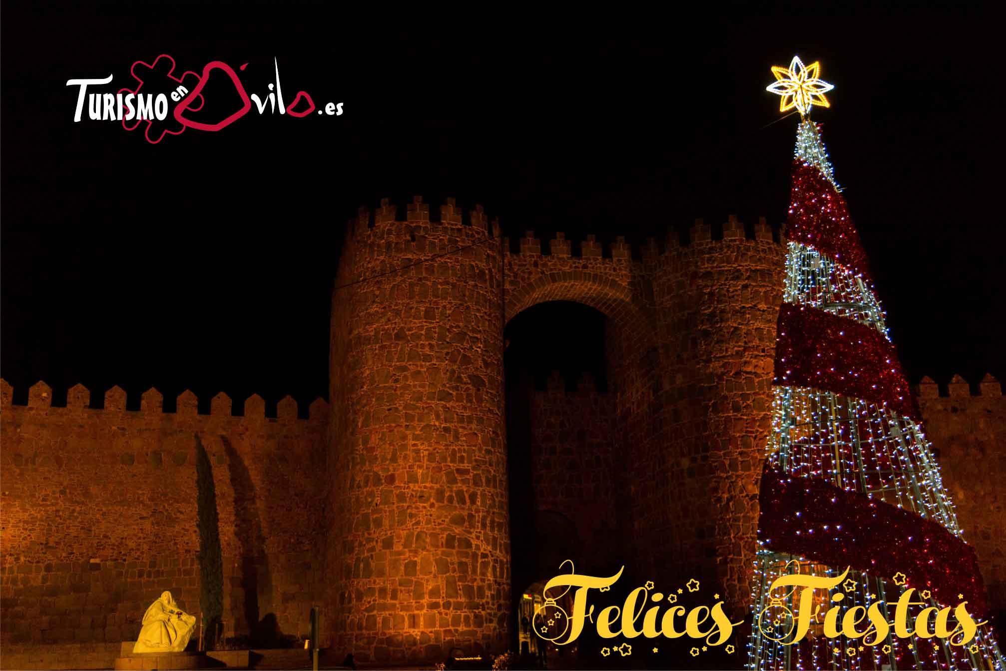 Navidad 2020 en Ávila
