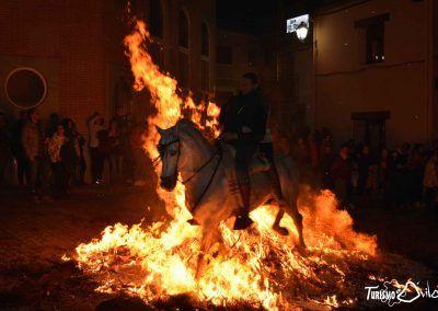 Las Luminarias 2020 en San Bartolomé de Pinares